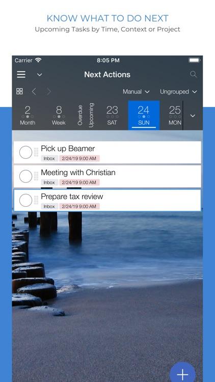 Organize:Pro - Task Manager screenshot-6