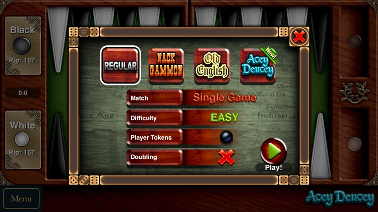 Backgammon - Classic Dice Game screenshot-2