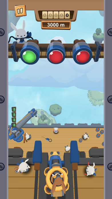 BattleSky Brigade: Harpooner screenshot 1