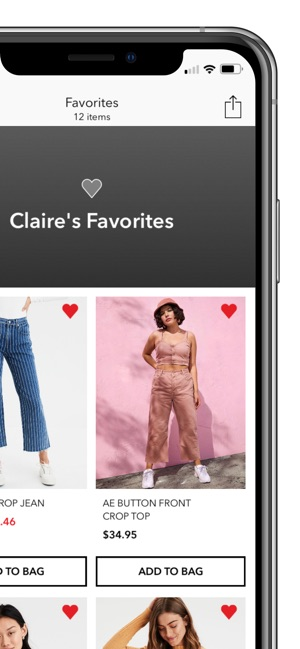 AE + Aerie on the App Store