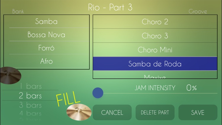 Brazilian Drum Machine screenshot-4