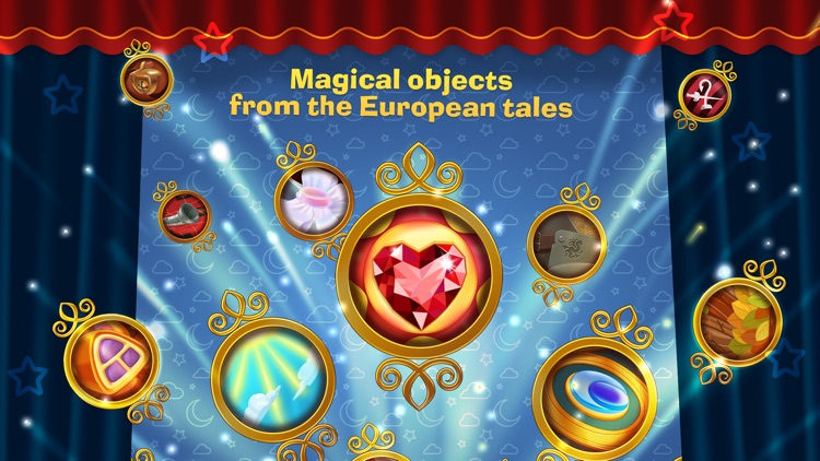 Tim the Fox Puzzle Fairy Tales screenshot-4