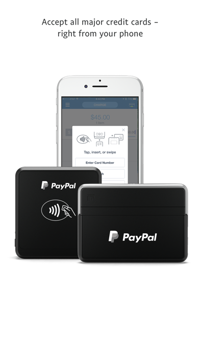 cancel PayPal Here - Point of Sale subscription image 2
