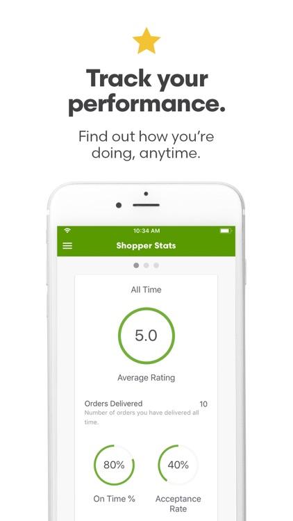 Shipt Shopper screenshot-3