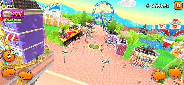Thrill Rush Theme Park on the App Store