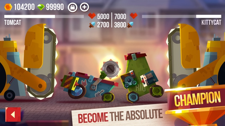CATS: Crash Arena Turbo Stars screenshot-4