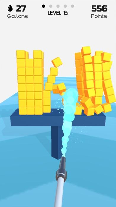 Cube Shower: Knock Color Block screenshot 1
