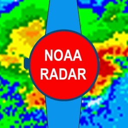 NOAA Watch Radar Apple Watch App