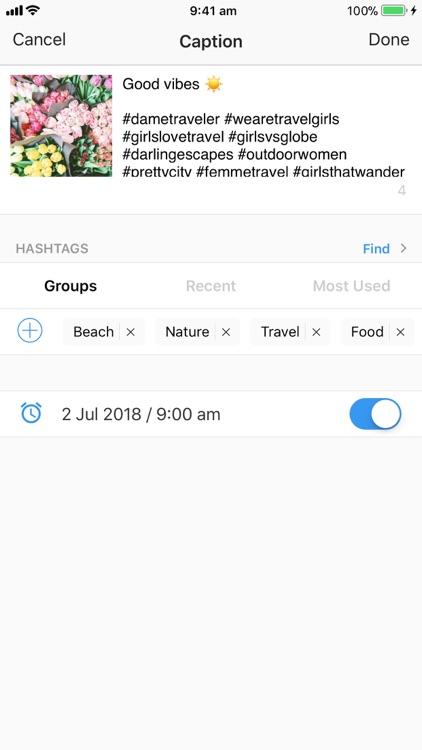 Preview: Planner for Instagram screenshot-0