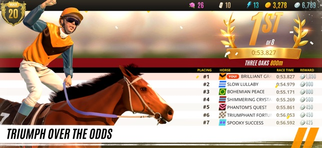 Rival Stars Horse Racing on the App Store