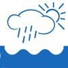 日本气象厅天气预报和河川防灾信息