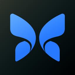 Ícone do app Butterfly iQ — Ultrasound