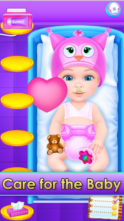 Baby & Family Simulator screenshot-7