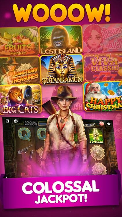 Bingo 90 Live: Slots & Bingo screenshot-4