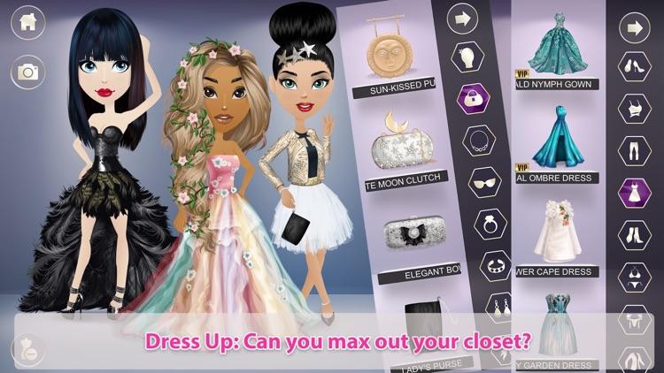 Mall World - Fashion Dress Up screenshot-3