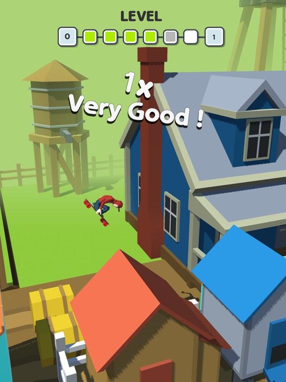 Flip Skate 3D screenshot 5