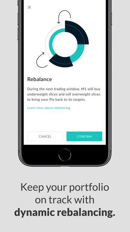 M1 Finance - No Fee Investing screenshot-3