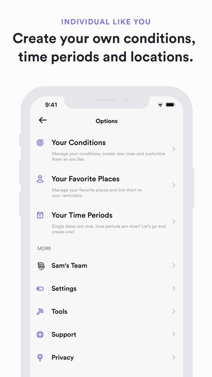 Sam - Your smart companion screenshot-5