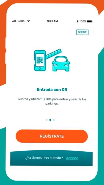Saba - App de estacionamiento screenshot-6