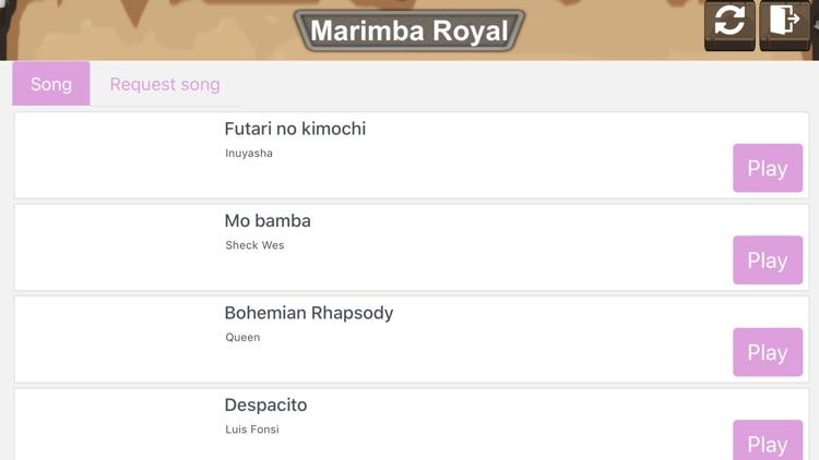 Marimba Royal screenshot-4