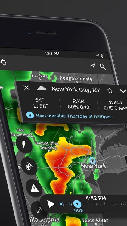 Storm - Weather radar & maps screenshot-0