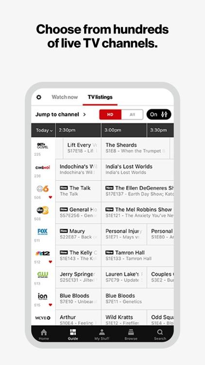 Fios TV Mobile