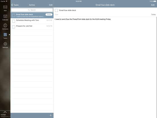 Mail+ for Outlook Screenshots