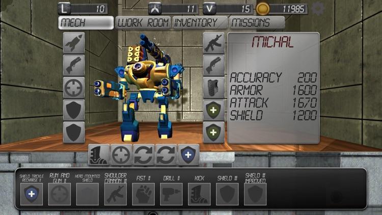 Mech Riders screenshot-7
