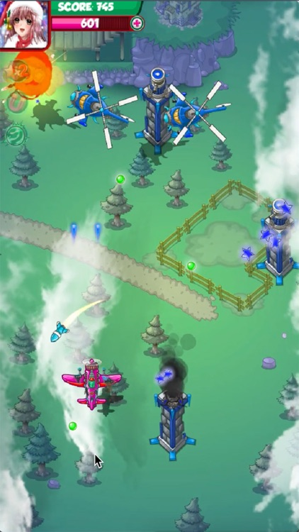 Air Combat: Galaxy Attack screenshot-4