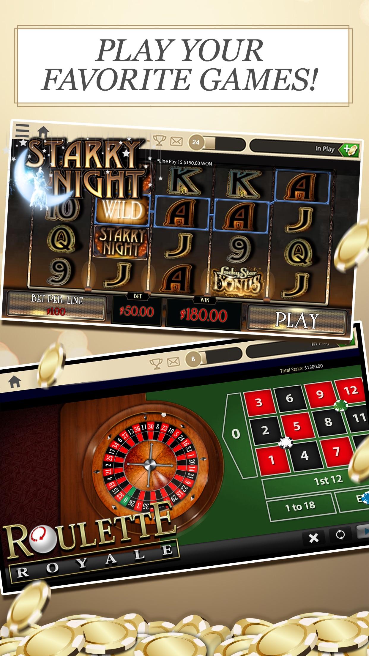 Roulette Casino Poker 4 In 1 Weco Turning Stone Casino