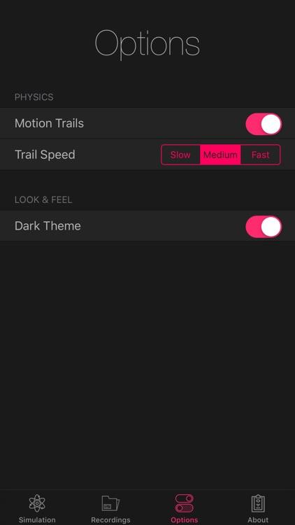 Harmonic Motion screenshot-4