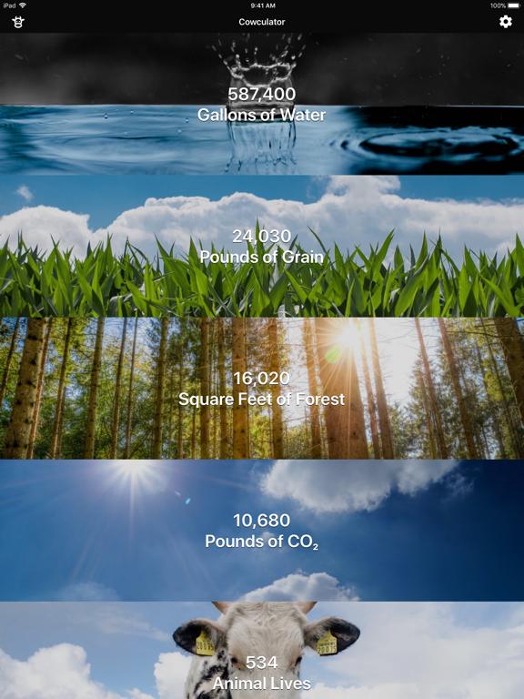 Cowculator - Friends, Not Food Screenshots