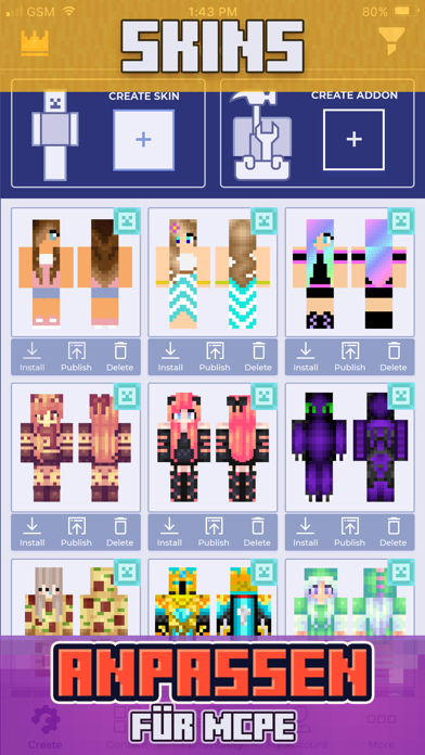 messages.download Crafty Craft for Minecraft ™ software