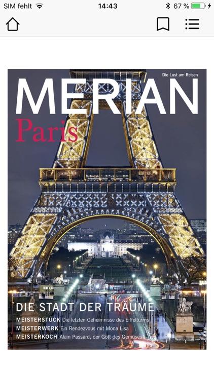 MERIAN - Die Lust am Reisen screenshot-4