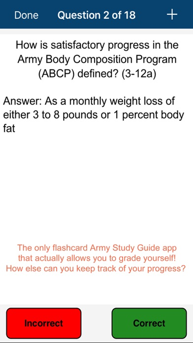 PROmote - Army Study Guide app image
