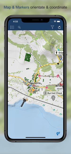 iZurvive - DayZ Map on the App Store on dayz celle map, dayz map with spawns, chernarus map, dayz weapons, dayz castle, dayz mod, dayz map with legend, dayz cherno, dayz loot map, dayz ultimate map, dayz controls, dayz concept art, dayz wallpaper, dayz vehicles, dayz typobo, dayz logo, arma 2 map, dayz sa map, dayz map printable,