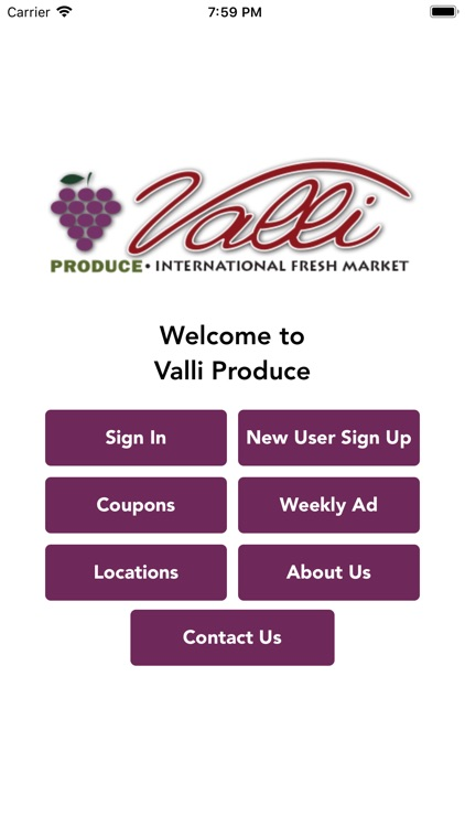 valli produce weekly ads