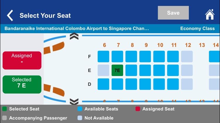SriLankan Airlines screenshot-4