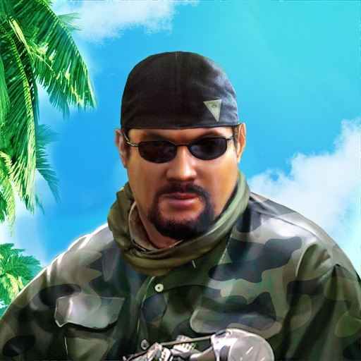 Steven Seagal Survival