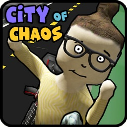 MMORPG - City of Chaos