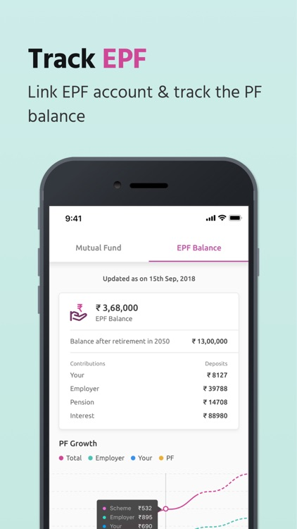 Piggy - Mutual Funds App screenshot-8