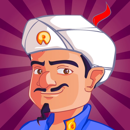 Akinator free software for iPhone and iPad