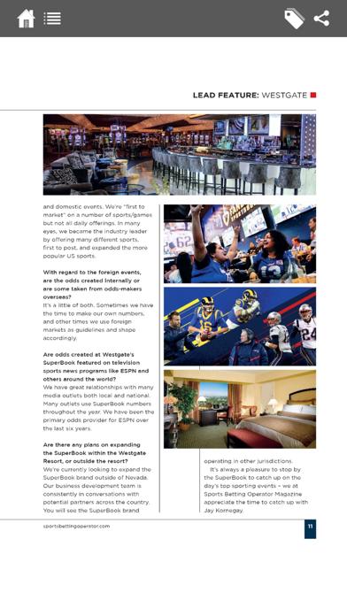 Sports Betting OperatorScreenshot of 4