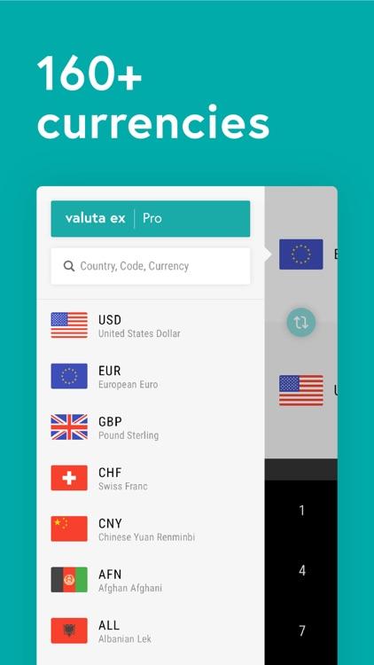 Valuta EX - Currency Converter