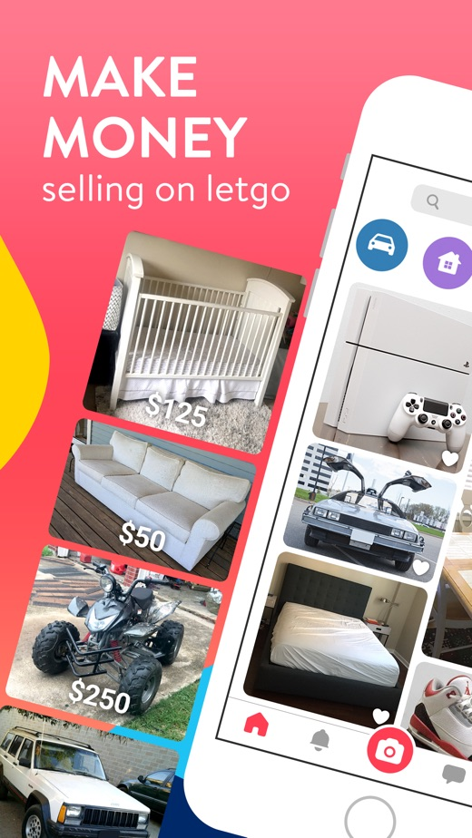 official photos 645d5 05b56 letgo  Buy   Sell Used Stuff App 截图