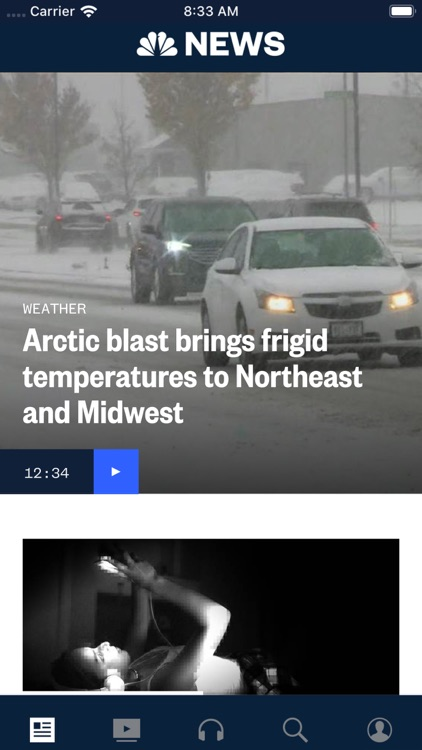 NBC News: Breaking & US News screenshot-0