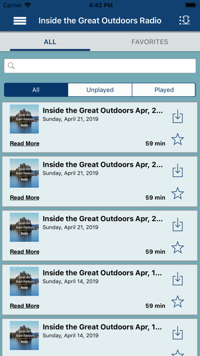 Inside the Great Outdoors screenshot two