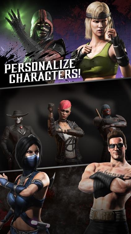 Mortal Kombat screenshot-3