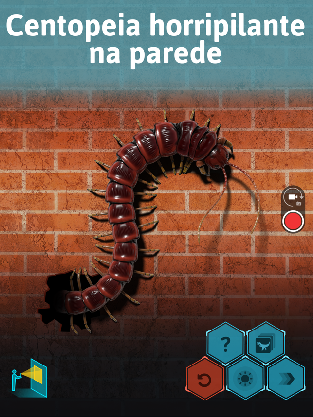 ‎Monster Park: Mundo dinossauro Screenshot