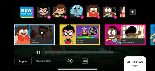 Cartoon Network App on the App Store
